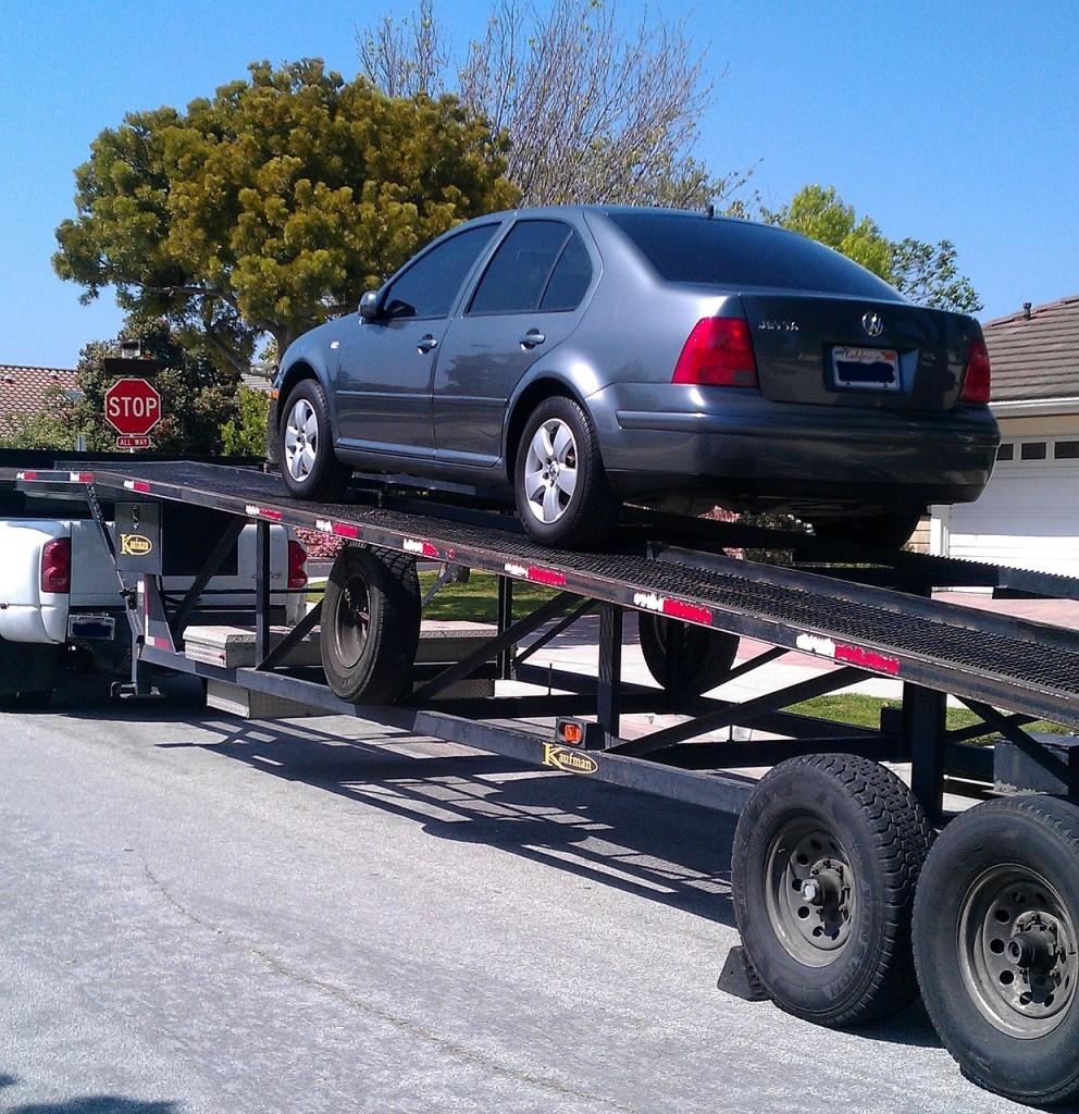 Ez auto shippers nationwide car transport for Door to door transport